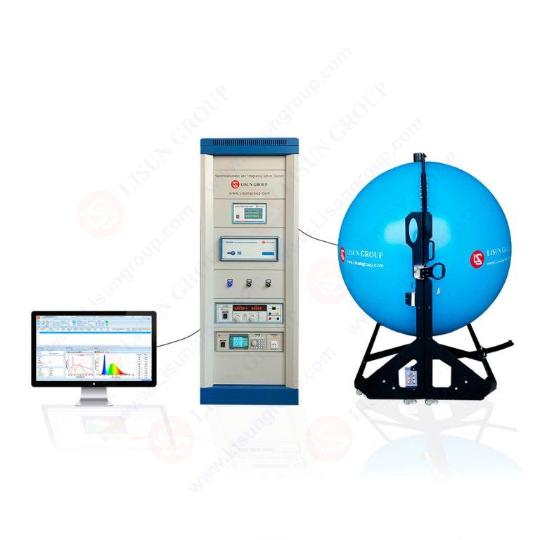 Vysoce přesný spektrofadiometr integrující sférický systém