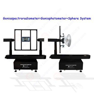 고정밀 회전 조명기구 Goniospectroradiometer