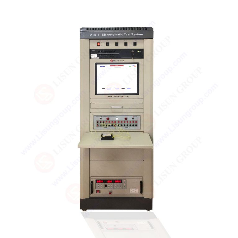 Electronic Ballast Automatic Test Equipment