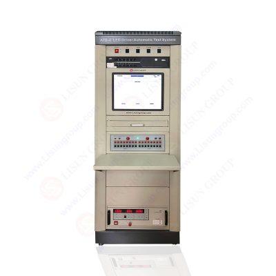 Systém automatického testování ovladače LED