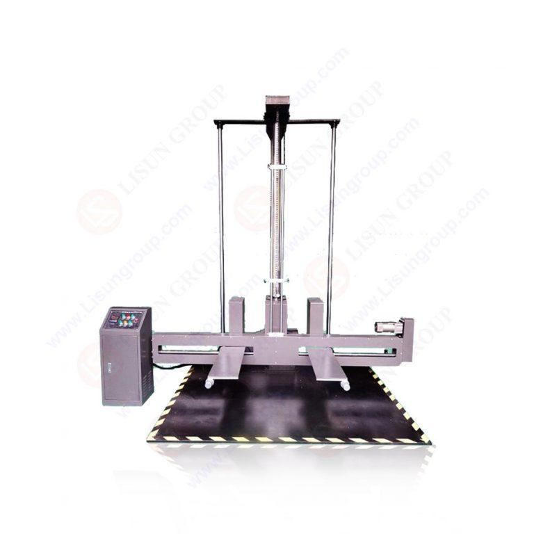 Machine d'essai automatique à double chute