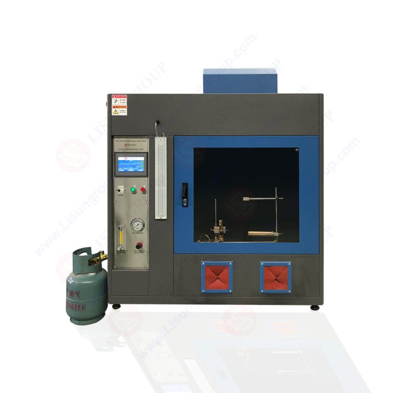 Horizontal Vertical Flame Tester