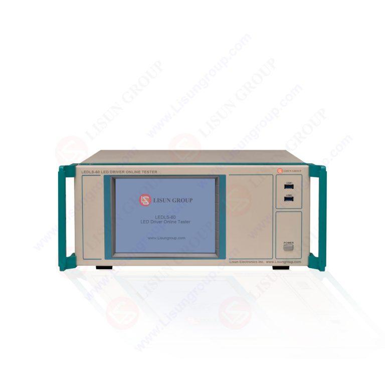 Verificador online de driver de LED