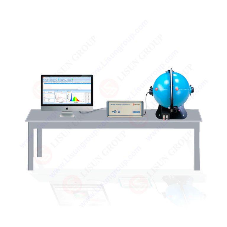 Spectroradiomètre CCD haute précision