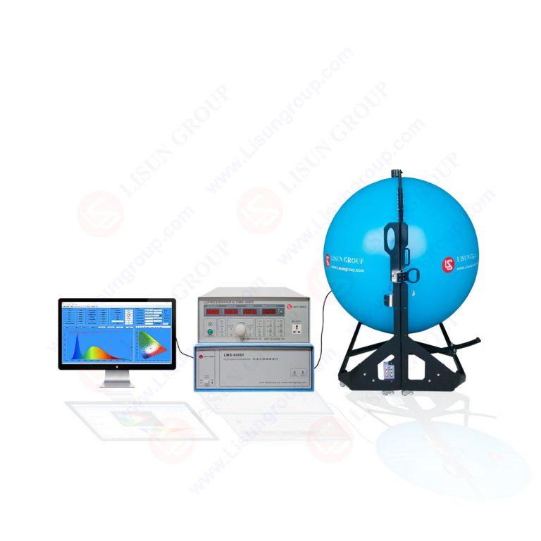 LED için Entegre Küre Spektroradiyometre Sistemi