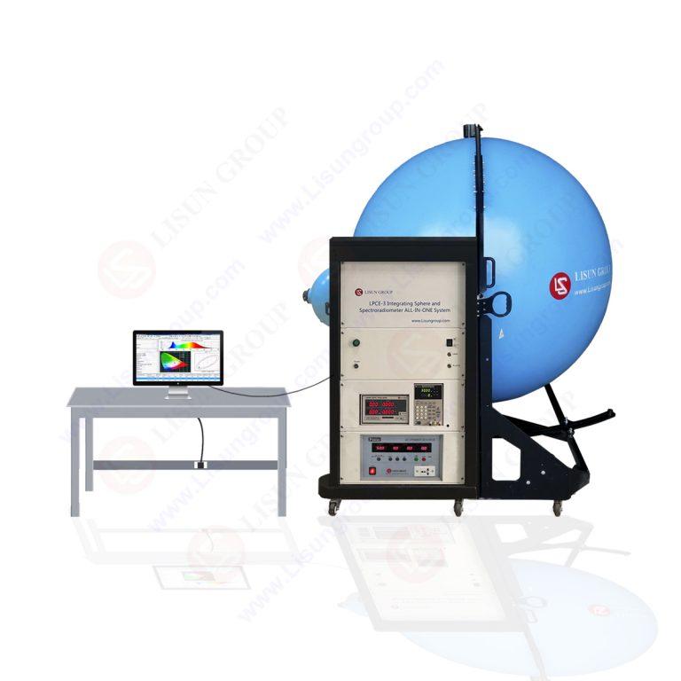 CCD spektroradiometar integrirajući sferni kompaktni sustav