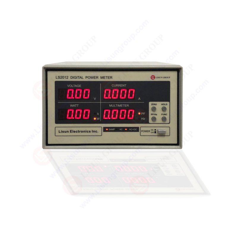 डिजिटल पावर मीटर (एसी और डीसी मॉडल)