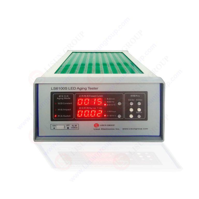 Tester starzenia DIP LED