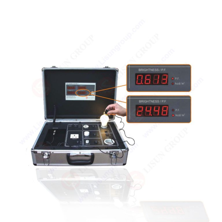 Fast Photo-Electric Tester