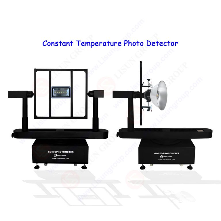High Precision Rotation Luminaire Goniophotometer