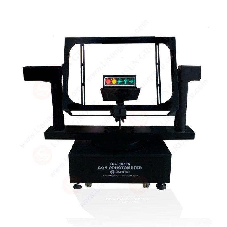 Goniofotometar za svjetiljke prometnih signala