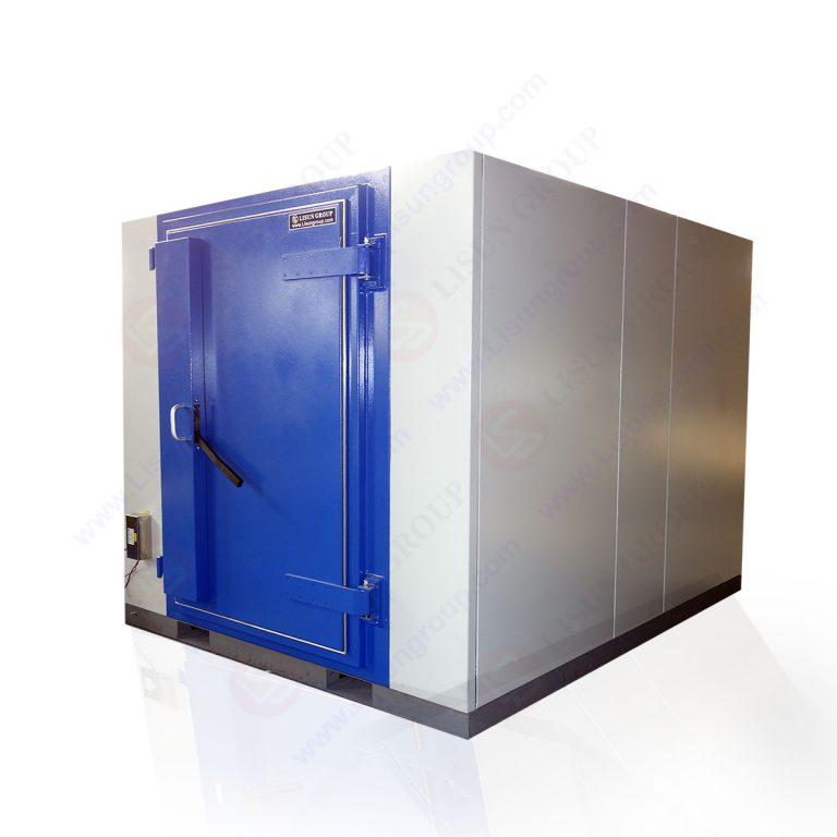 Skříňka pro magnetické stínění pro testování EMI