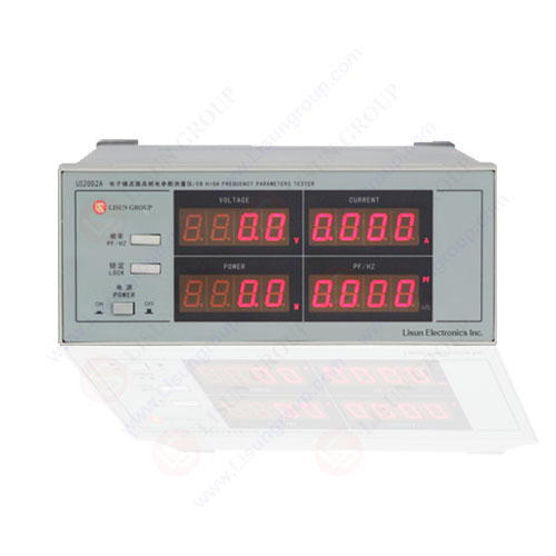 Electronic Ballast High Frequency Parameters Tester