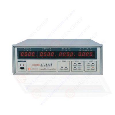 Output Characteristic Analyzer of Electronic Ballast