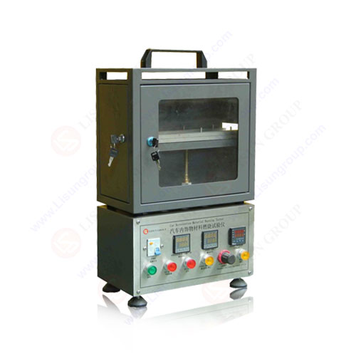 Car Interior Material Burning Tester