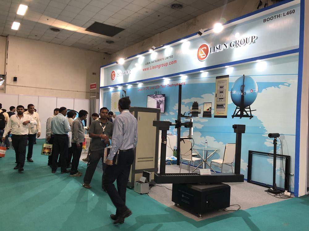 LISUN In LED Expo New Delhi 2