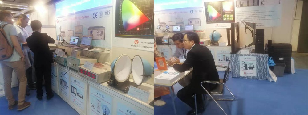 LISUN 2019 HKTDC Hong Kong International Lighting Fair (Autumn Edition) Successfully Concluded 4
