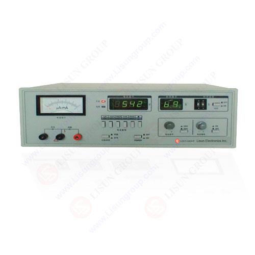 Probador de condensadores electrolíticos