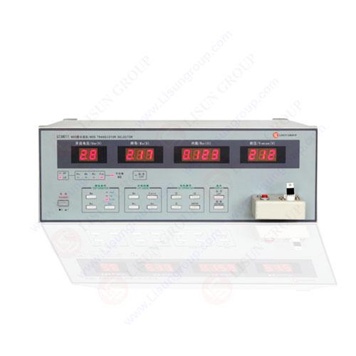 Selector de transistores MOS