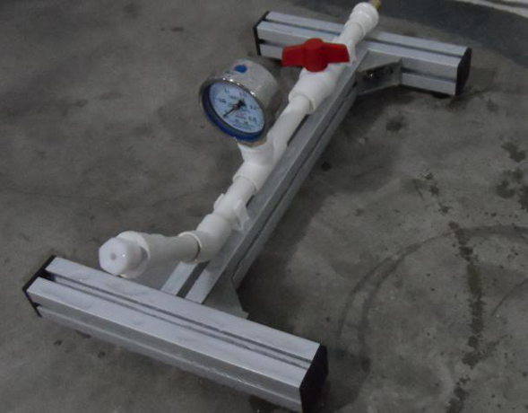 UL Water Spray Test Device 2
