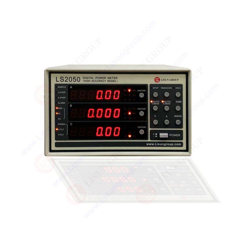 Medidor de potencia digital (modelo de alta precisión)