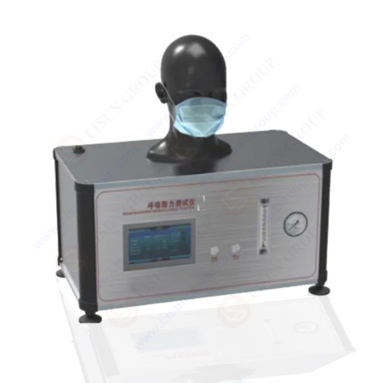 Mask ventilation resistance and pressure differential tester