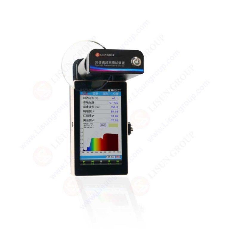 Spectrum, Transmittance and Refelectance Tester